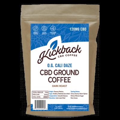 Kickback Coldbrew Cali-Daze