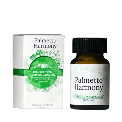 Palmetto Harmony Capsules 30 count