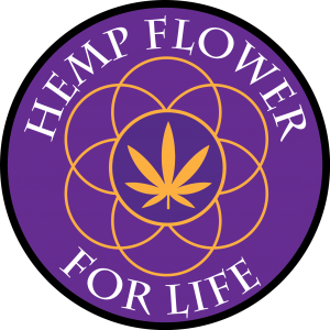 hemp flower of life